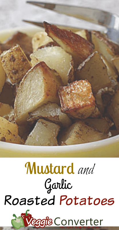 mustard-and-garlic-roasted-potatoes