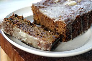 Citrusy Carrot Cake…in the Bread Machine!