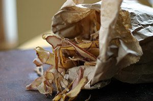 Dehydrated and Delicious: Vinegar Potato Chips
