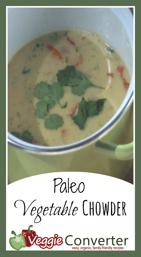 Paleo Vegetable Chowder