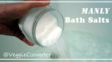 Manly Bath Salts
