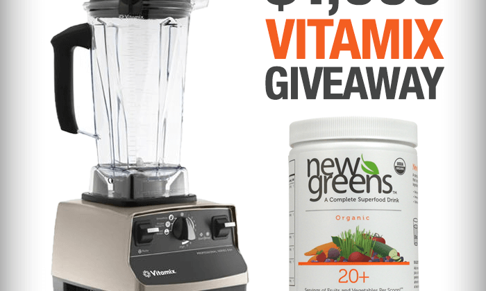 Vitamix Giveaway from Pure Prescriptions!