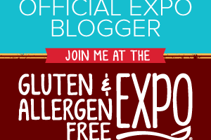 Join me at the Atlanta Gluten Free Allergy Free Expo!