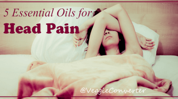 Head Pain Essential Oils