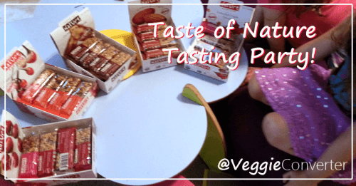 Taste of Nature Summer Tasting Party!