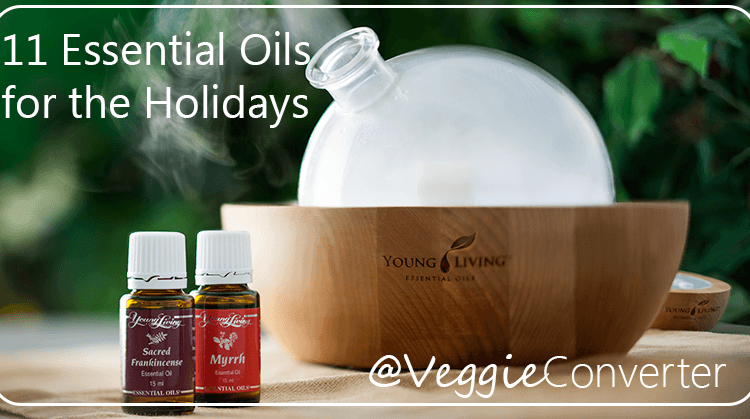 11 Scents of the Season: Essential Oils for the Holidays