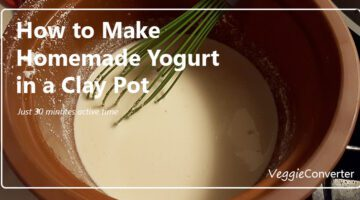 Creamy Homemade Yogurt in a Clay Pot? Yes, Please!