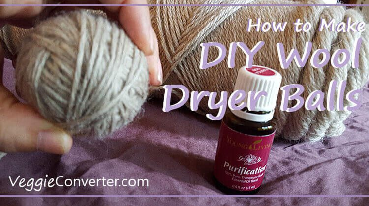 Rollin, Rollin, Rollin, What? How to Make Your Own Wool Dryer Balls