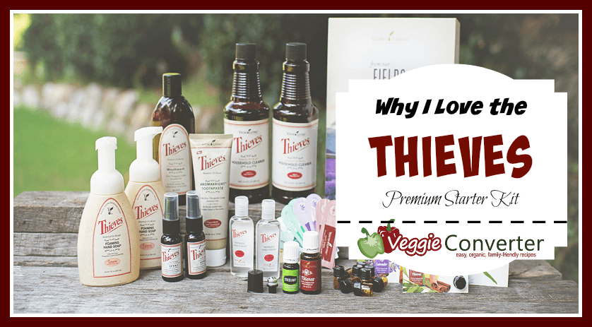 Why I Love the Thieves Premium Starter Kit fb
