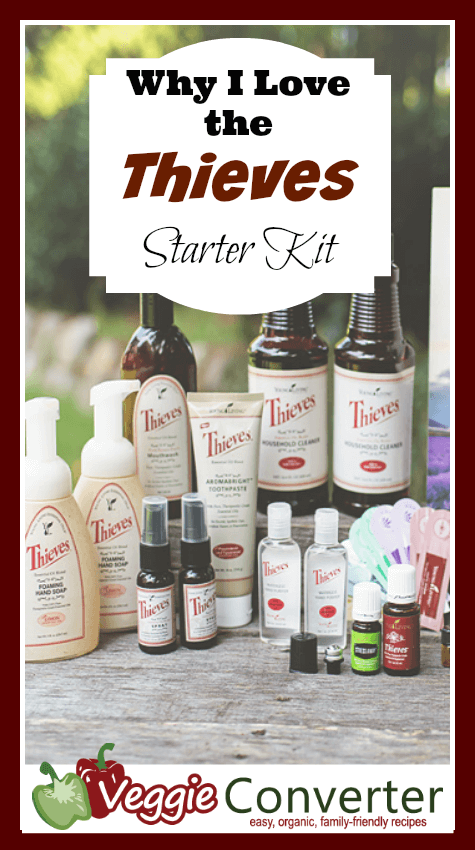 Why I Love the Thieves Premium Starter Kit