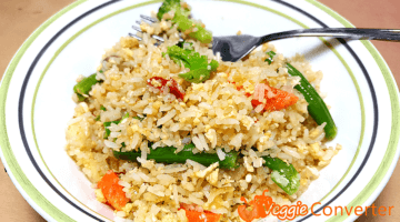 7 Tips on Cooking Fried Rice