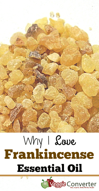 Why I Love Frankincense Essential Oil