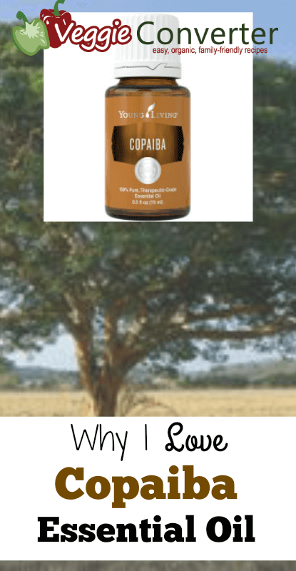 Why I Love Copaiba Essential Oil #essentailoils