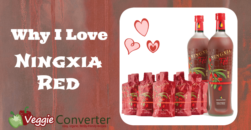 Why I Love Ningxia Red fb