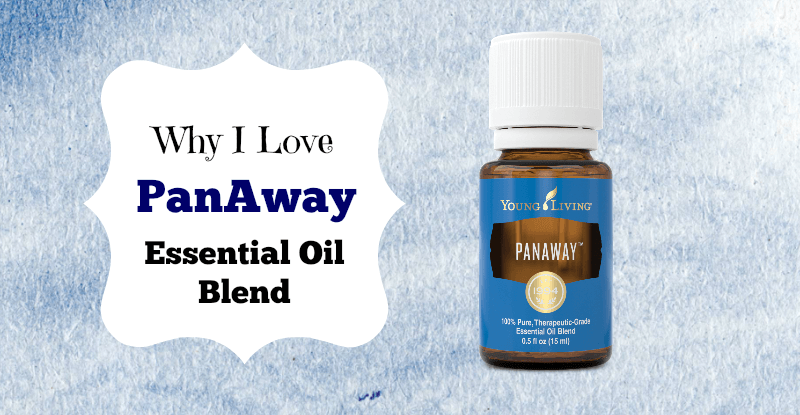 Why I Love PanAway Essential Oil Blend fb