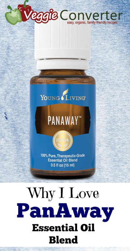 Why I Love PanAway Essential Oil Blend