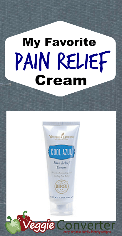 My Favorite Pain Relief Cream