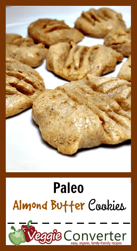 paleo-almond-butter-cookies