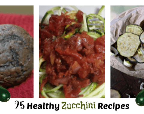 25 Healthy Zucchini Recipes