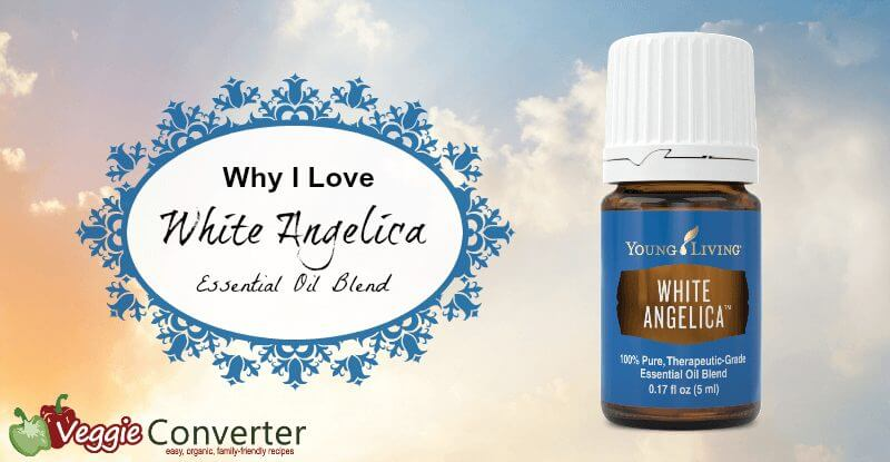 Why I Love White Angelica Essential Oil Blend