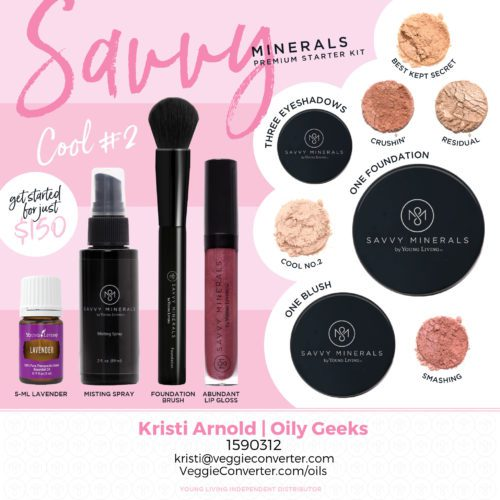 Why I Love the Savvy Minerals Makeup Premium Starter Kit 2