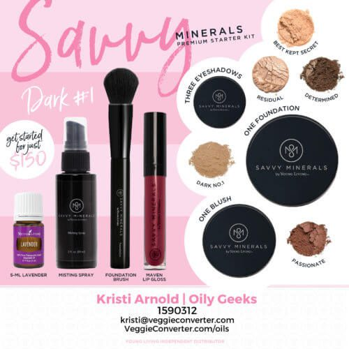 Why I Love the Savvy Minerals Makeup Premium Starter Kit 4