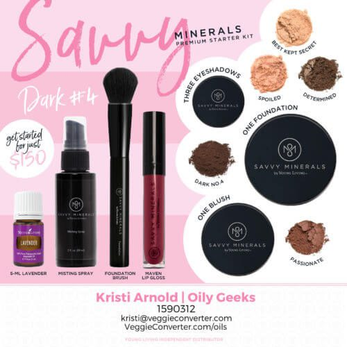 Why I Love the Savvy Minerals Makeup Premium Starter Kit 5