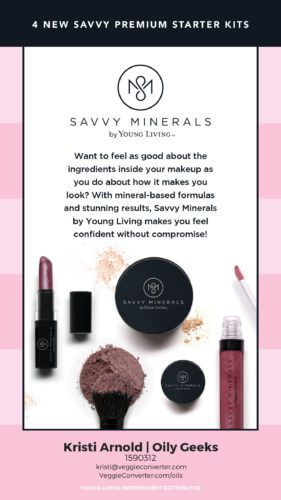 Why I Love the Savvy Minerals Makeup Premium Starter Kit 1
