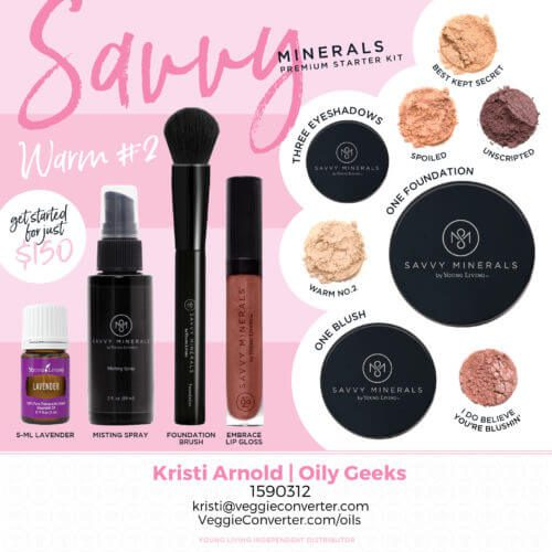 Why I Love the Savvy Minerals Makeup Premium Starter Kit 3