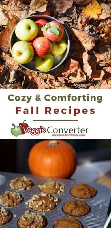 Healthy Fall Food Recipes