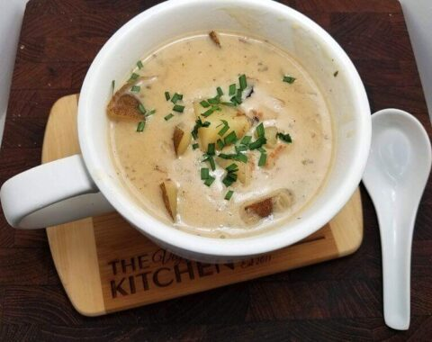Clam Potato Chowder