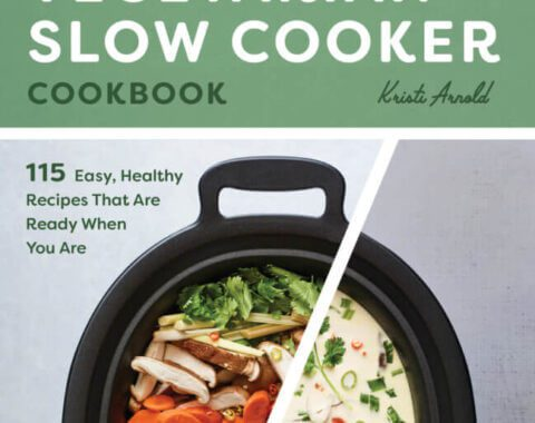 Vegetarian Slow Cooker Cover