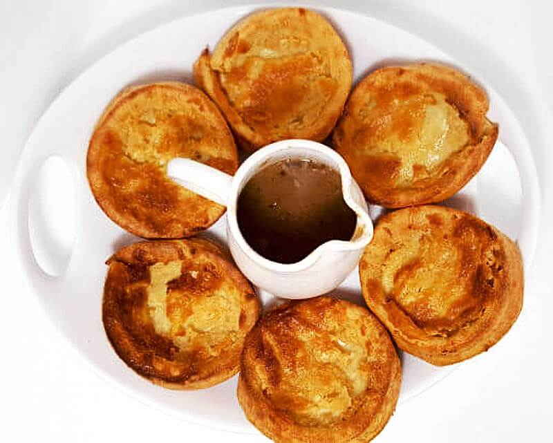 Vegetarian Yorkshire Pudding