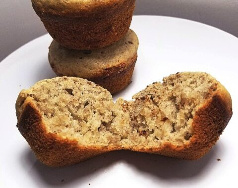 Sourdough Fruit Bread Muffins